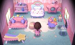 Étoile's house interior