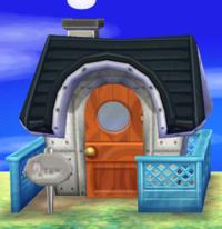 Stu's house exterior