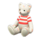 Mama Bear (Floral - Red Stripes) NH Icon.png