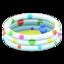 Plastic Pool (Polka Dots)