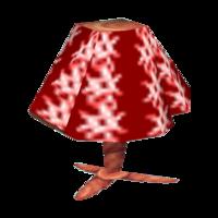 Red Aloha Shirt