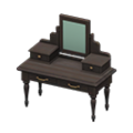 Antique Vanity (Black) NH Icon.png