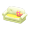 Cute Sofa (Yellow) NH Icon.png