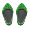 Leopard Pumps (Green) NH Icon.png