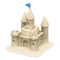 Sand Castle (White Sand) NH Icon.png