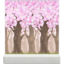 Cherry-Blossom-Trees Wall