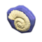 Fossil Doorplate (Blue) NH Icon.png