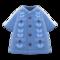Guayabera Shirt (Blue) NH Icon.png