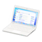 Laptop (White - Search Engine) NH Icon.png