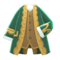 Noble Coat (Green) NH Icon.png