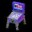 Pinball Machine (Blue)