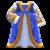 Renaissance Dress (Blue) NH Icon.png