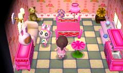 Chrissy's house interior