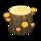 Mush Log (Yellow Mushroom) NH Icon.png