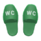 Restroom Slippers (Green) NH Icon.png
