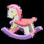 Rocking Horse (Pastel)