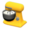 Stand Mixer (Yellow) NH Icon.png