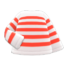 Striped Shirt (Red) NH Icon.png