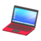 Laptop (Red - Desktop) NH Icon.png