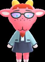 Artwork of Velma the Goat