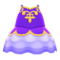 Ballet Outfit (Purple) NH Icon.png