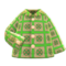 Groovy Shirt (Green) NH Icon.png