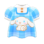 Cinnamoroll Puffy Blouse