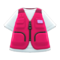 Fishing Vest (Pink) NH Icon.png