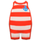 Horizontal-Striped Wet Suit (Red) NH Icon.png