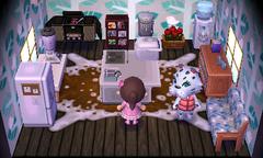 Bianca's house interior
