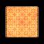 Orange Retro Flooring
