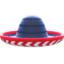 Sombrero (Navy Blue) NH Icon.png