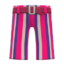 Striped Bell-Bottoms
