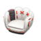 Throwback Mitt Chair (White) NH Icon.png