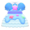 Dreamy Dress (Blue) NH Icon.png