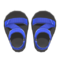 Outdoor Sandals (Blue) NH Icon.png