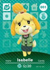 001 Isabelle amiibo card NA.png