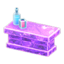 Frozen Counter (Ice Purple)