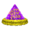 New Year's Hat (Purple) NH Icon.png