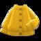 Aran-Knit Cardigan (Yellow) NH Icon.png