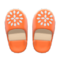 Babouches (Orange) NH Icon.png