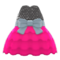 Bubble-Skirt Party Dress (Pink) NH Icon.png
