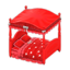 Cute Bed (Red)