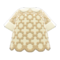 Lacy Shirt (Beige) NH Icon.png