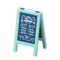 Menu Chalkboard (Blue) NH Icon.png