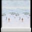 Ski-Slope Wall