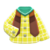 Western Shirt (Yellow) NH Icon.png