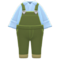 Denim Overalls (Avocado) NH Icon.png