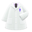 Doctor's Coat (Black Necktie) NH Icon.png