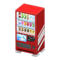 Drink Machine (Red - Sports Drink) NH Icon.png